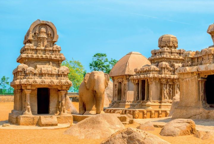 Weekend Getaway to Mahabalipuram